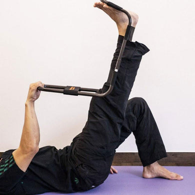 IdealStretch Hamstring and Lower Body Stretching Device Rehab Stretching Device Mountainside-Healthcare.com groin, Hamstring, Ideal Stretch, Idealstretch