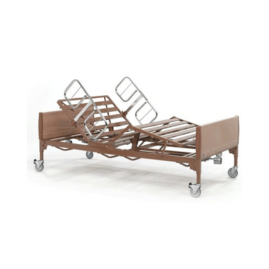 Bariatric Full Electric Hospital Bed Package 600 lbs Capacity Hospital Beds Mountainside-Healthcare.com