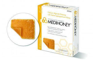 Medihoney Honeycolloid Dressing 10/box Hydrocolloids Mountainside-Healthcare.com