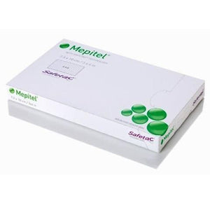 Mepitel Non-Adherent Soft Silicone Layer Dressing 2x3 Wound Care Mountainside-Healthcare.com
