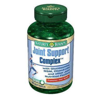 Buy Natures Bounty Joint Support Complex online used to treat Vitamins, Minerals & Supplements - Medical Conditions