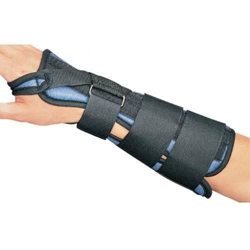 ProCare Foam Wrist Splint Wrist Splints Mountainside-Healthcare.com
