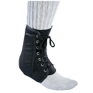 ProCare Lace Up Ankle Brace Ankle Braces Mountainside-Healthcare.com