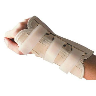 ProCare Loop-Lock Cock-Up Wrist Splint Wrist Splints Mountainside-Healthcare.com