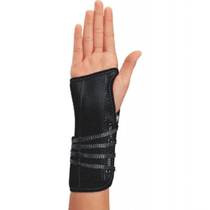 ProCare Lace Up Wrist Support Wrist Splints Mountainside-Healthcare.com