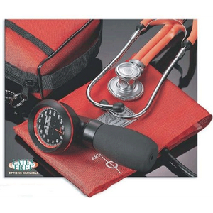 ADC Pros Combo I Palm Aneroid Blood Pressure Kit Blood Pressure Monitors Mountainside-Healthcare.com