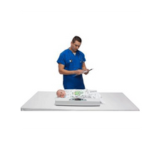 Buy Digital Pediatric Tray Scale with Built-In Measuring Tape online used to treat Scales - Medical Conditions