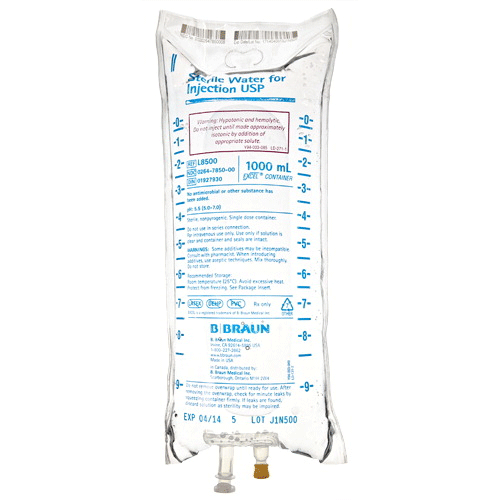 Sodium Chloride 0.9 IV Bags 1000 mL (1-Bag) Not Sold in California IV Bags Mountainside-Healthcare.com IV bag, IV Bags, IV Solution, NACL, new-arrivals, Sodium Chloride, Sodium Chloride 0.9