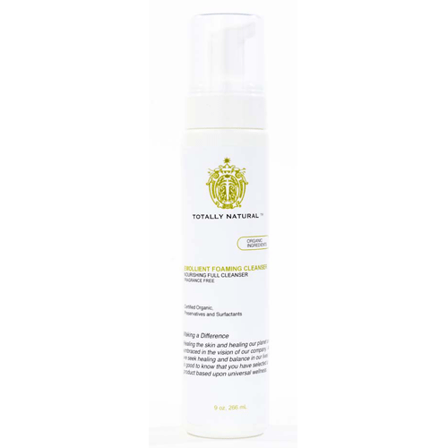 Buy Totally Natural Emollient Foaming Skin Cleanser, 9 oz online used to treat Wound Cleansers - Medical Conditions