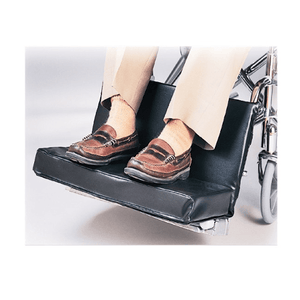 Two Piece Wheelchair Footrest Extender Wheelchair Accessories Mountainside-Healthcare.com
