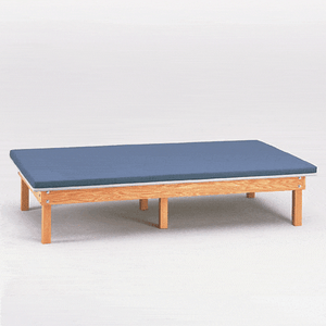 Upholstered Mat Platform Table Platform Tables Mountainside-Healthcare.com
