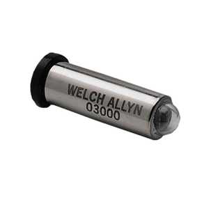 Buy Welch Allyn 2.5v Halogen Replacement Bulb #03000 online used to treat Parts - Medical Conditions