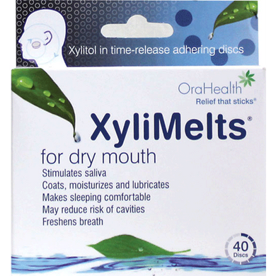 XyliMelts For Dry Mouth Treatment Dry Mouth Treatment Mountainside-Healthcare.com dry mouth treatment