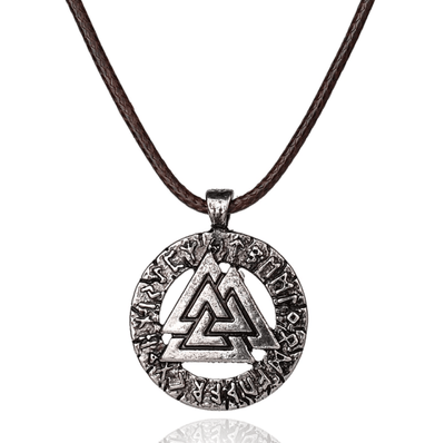 Collier Viking <br>Valknut</br>