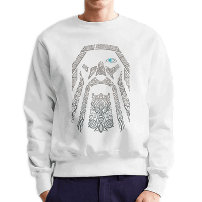 Sweat-shirt Dieu Odin