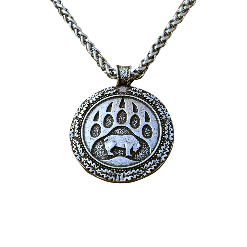 collier griffe d'ours