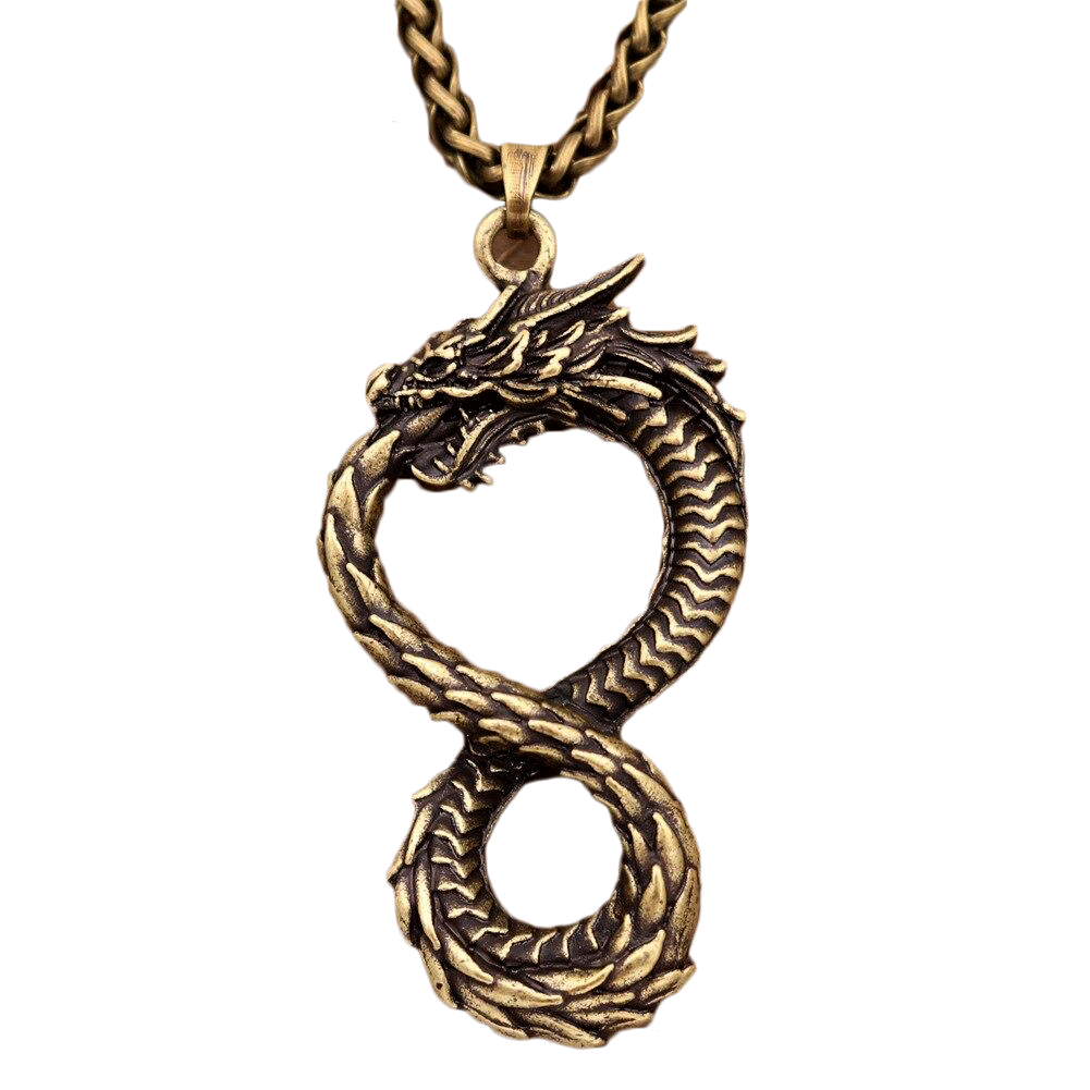 collier rigide serpent