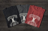 T-shirt Arbre Nordique