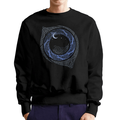 Sweat-shirt L'oeil d'Odin