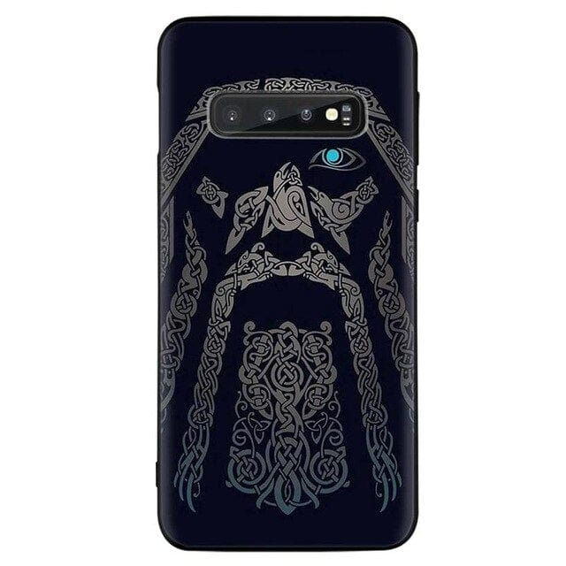 Coque Viking<br>Odin</br>