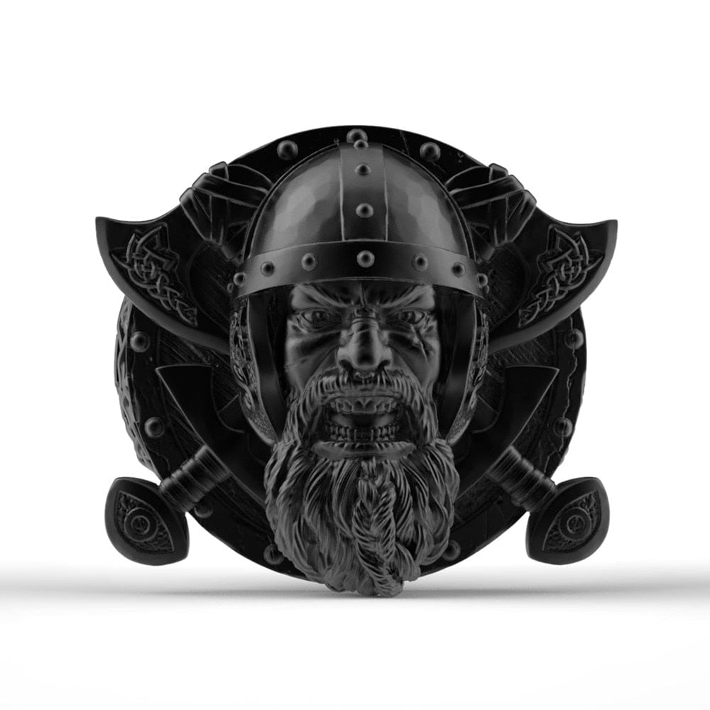 bague guerrier viking