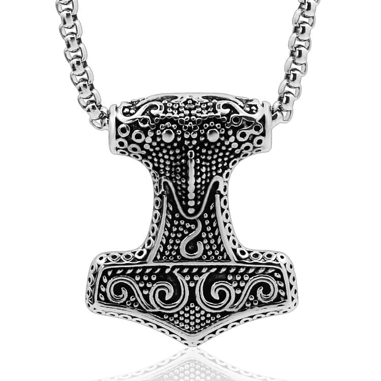 Collier Grosse Chaine Argent