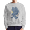 Sweat-shirt L'aigle de sang