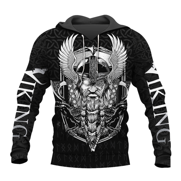 Sweat-shirt Viking<br>Odin</br>
