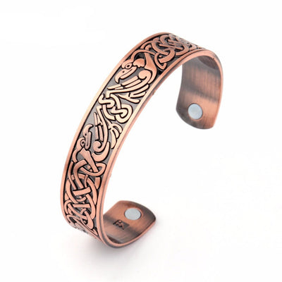 Viking Bronze Bracelet