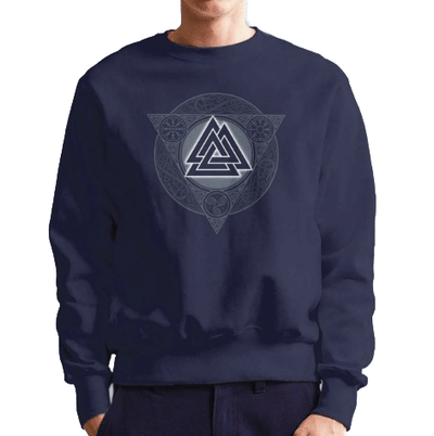Sweat-shirt Triangle Viking
