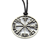 Collier Viking <br>Vegvisir</br>