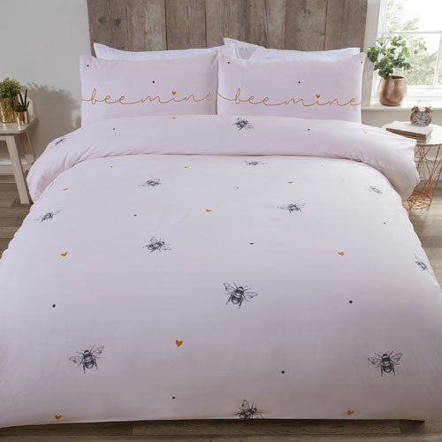 Bee Mine Duvet Set