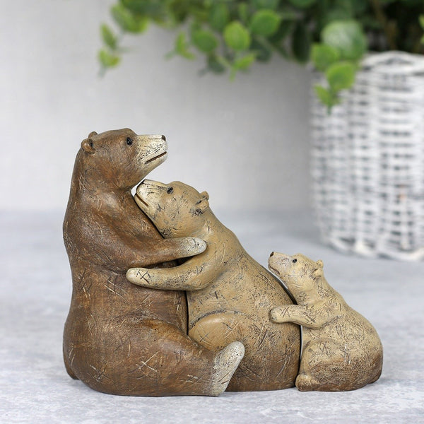 Bear Family Ornament