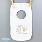 Personalised Tiny Tatty Teddy I Heart Baby Bib