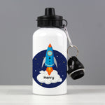 Personalised Rocket Drinks Bottle