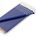 Personalised Star Motif Blue Pencils