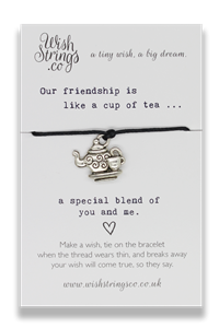 Wishstring Bracelet -  Friendship