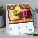 Personalised Couples Desk Calendar