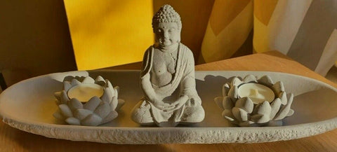 Buddha Tealight Candle Set