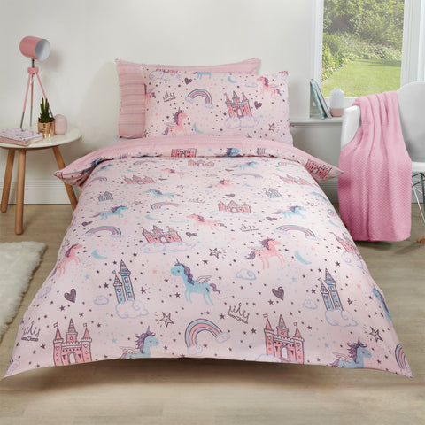 Unicorn Kingdom Duvet Set