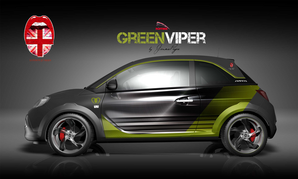 London Junkies Uk Opel Design Carwrapping Seite 2