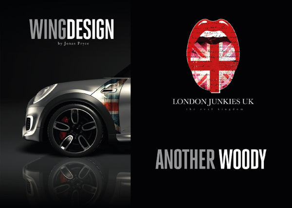 """Another Woody"" Mini Design Folie Wing"