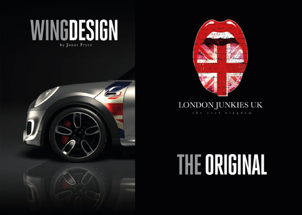 """The Original"" Mini Design Folie Wing"