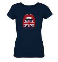 London Junkies Kiss Girly Ladies Organic Shirt