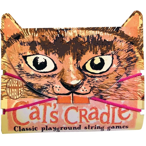Price Toys Cats Cradle | Classic Playground String Game | String with Easy to Follow Instructions