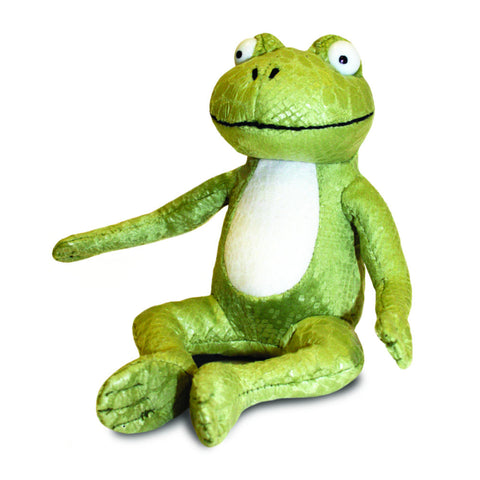 Room on the Broom Soft Toy Frog