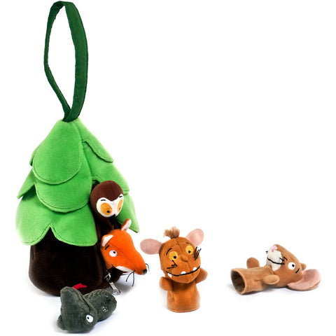 The Gruffalo's Child Finger Puppets from Julia Donaldson