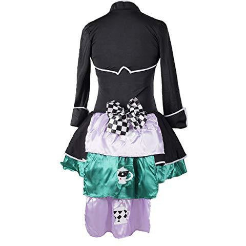 Mad Hatter Fancy Dress Costume Alice-  UK Size 8-18
