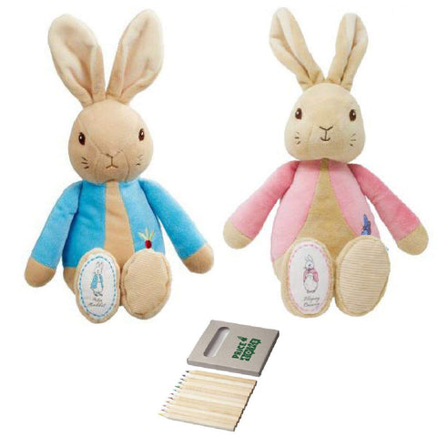 My first Peter Rabbit and Flopsy