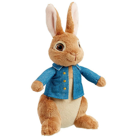 Image of peter rabbit soft toy